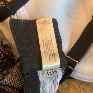 Cacique Intimates & Sleepwear - Lane Bryant Balconette lunes underwire bra